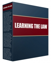Learning the Law Gold Article with Private Label Rights