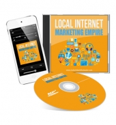 Local Internet Marketing Empire Audio with Master Resell Rights Only