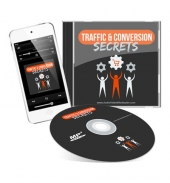 Traffic and Conversion Secrets Audio with Master Resell Rights Only
