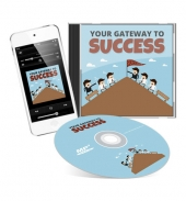 Your Gateway To Success Audio with Master Resell Rights Only