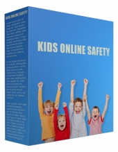Kids Online Safety Gold Article with private label rights