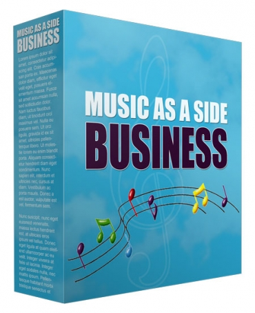 Music and Art as A Side Business