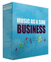 Music and Art as A Side Business Gold Article with private label rights
