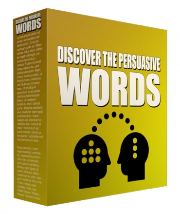 Discover the Persuasive Words
