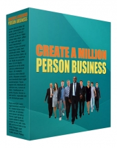 Create a Million Person Business Audio with Master Resell Rights/Giveaway Rights