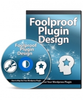 Foolproof Plugin Design Video with Private Label Rights