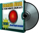 Domain Alarm Software with Resell Rights