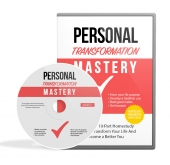 Personal Transformation Mastery Gold Video with Master Resell Rights