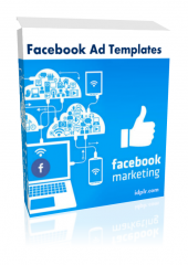 Facebook Ad Templates Template with Personal Use