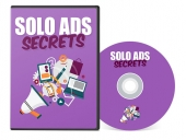 Solo Ads Secrets Video with Private Label Rights