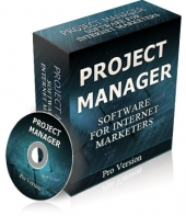 Project Manager Software with Private Label Rights