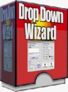 Drop Down Wizard Software with Master Resale Rights