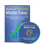 Facebook Marketing 3.0 Made Easy Video Upgrade Video with Personal Use