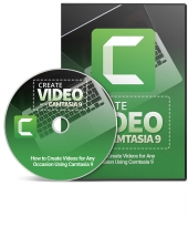 Create Video with Camtasia 9 Video with private label rights