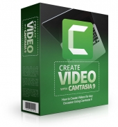 Create Video with Camtasia 9 Advanced Video with Resale Rights