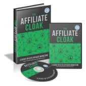 The Affiliate Cloak Video with Master Resell Rights