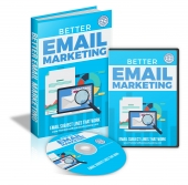 Better Email Marketing Video with Master Resell Rights