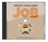 Create Your Own Job Audio with Master Resell Rights