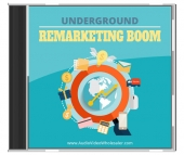 Underground Remarketing Boom Audio with Master Resell Rights