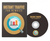 Instant Traffic For Newbies Video with Private Label Rights