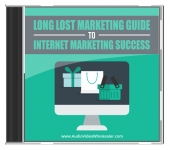 Long Lost Marketing Guide Audio with Master Resell Rights