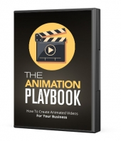 The Animation Playbook Hands On Video with Resale Rights