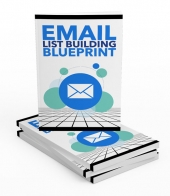 Email List Building eBook with private label rights