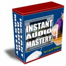 Instant Audio Mastery Video with Resell Rights