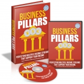 Business Pillars Video with private label rights