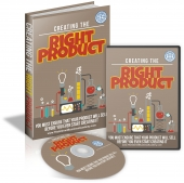 Creating The Right Product Video with Master Resell Rights
