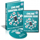Online Survival Gear Video with Master Resell Rights