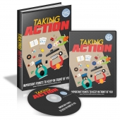 Taking Action Video with Master Resell Rights