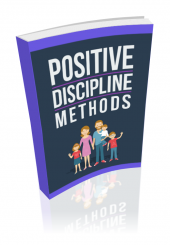 Positive Discipline Methods eBook with private label rights