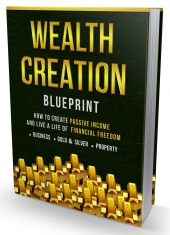 Wealth Creation Blueprint eBook with private label rights