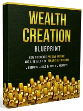 Wealth Creation Blueprint - video Video with private label rights