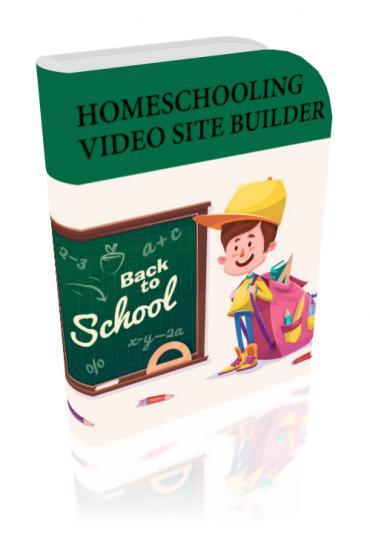Home Schooling Video Site Builder
