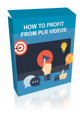 How To Profit From PLR Videos Video with Private Label Rights