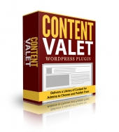 Content Valet Software with Personal Use