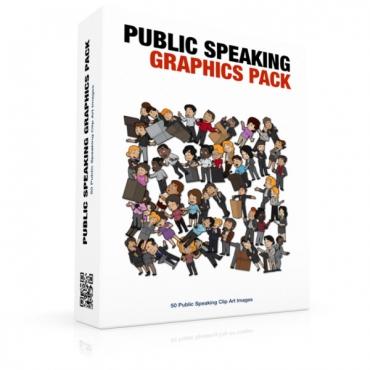 Public Speaking Graphics Pack