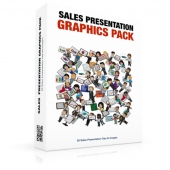 Sales Presentation Graphics Pack Graphic with Personal Use