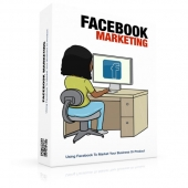 Facebook Marketing eBook with Personal Use