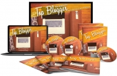 The Journey To Top Blogger Deluxe Video with Master Resell Rights/Giveaway Rights