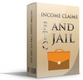 Income Claims, The FTC And Jail eBook with Master Resell Rights/Giveaway Rights