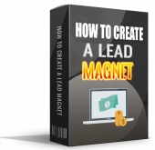 How To Create A Lead Magnet eBook with Master Resell Rights/Giveaway Rights
