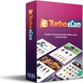 Turbo ECom + Addon PRO Software with Resale Rights