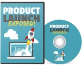 Product Launch Exposed Video with private label rights