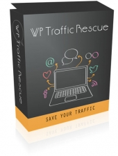 WP Traffic Rescue Software with Personal Use