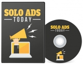 Solo Ads Today Video with Private Label Rights