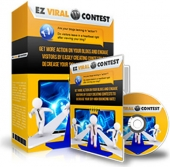 WP EZ Viral Contest Software with Master Resell Rights