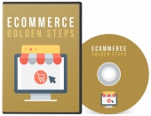 ECommerce Golden Steps Video with Private Label Rights